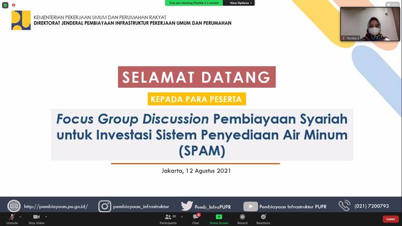PT KTI Siap Tangkap Peluang Pembiayaan Syariah Investasi SPAM di Indonesia