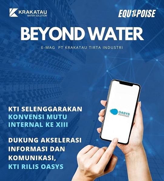 E-Magazine Beyond Water Edisi 2