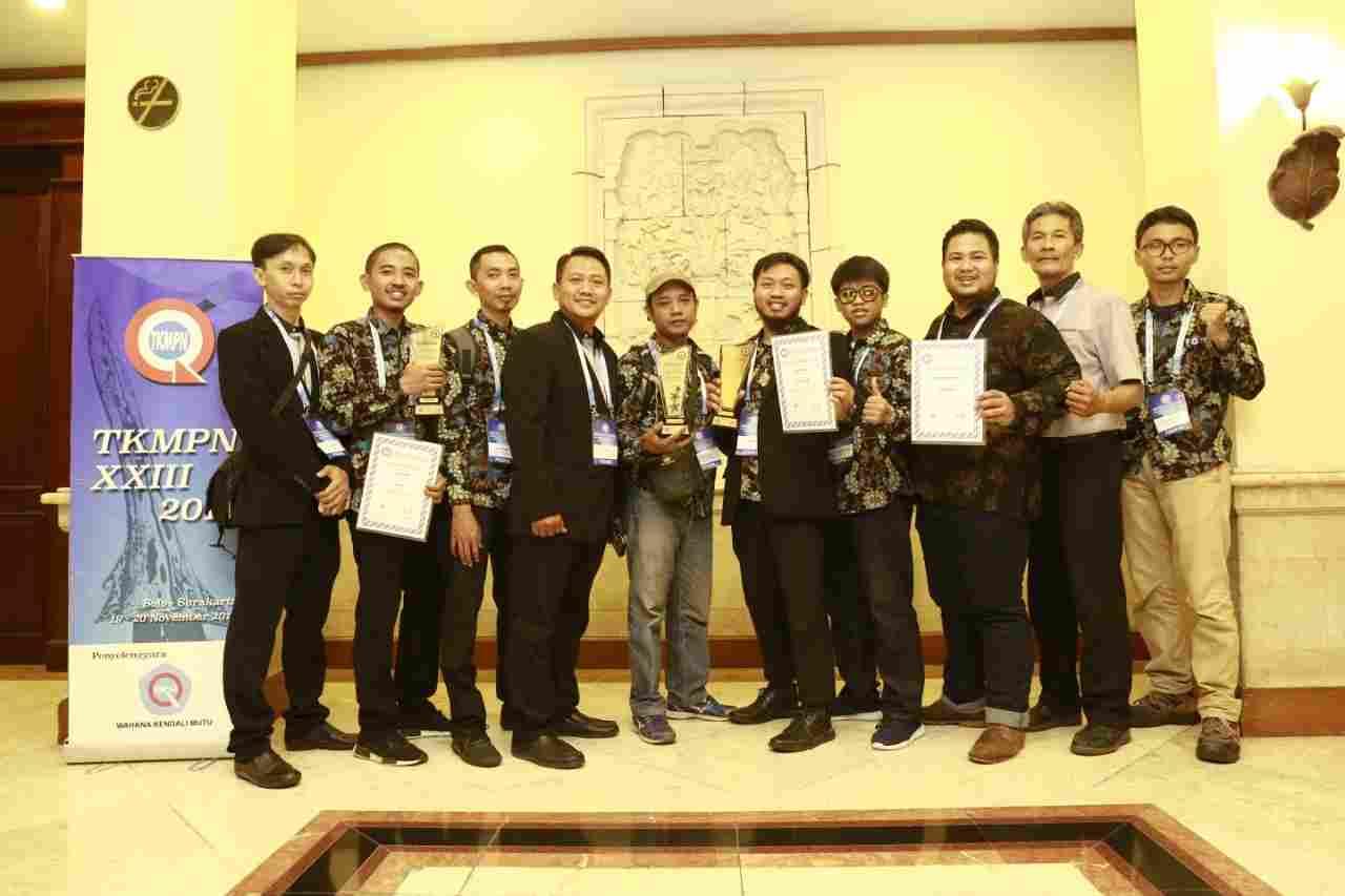 PT KTI Raih Platinum dan Gold Award dalam TKMPN XXIII
